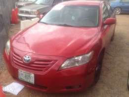 Super clean Nigeria used Toyota Camry 2008 model in a good condition