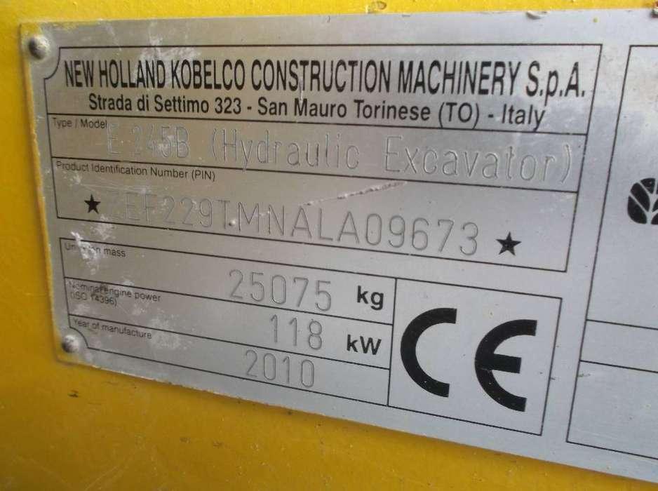 New Holland E245b - 2010 - image 6