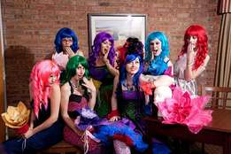 Wigs for all occasions
