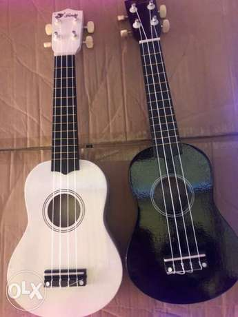 """21""""ukulele with a lot of colors"""