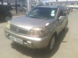 Very clean Nissan Xtrail