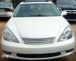 Lexus ES300 Direct Belgium 2004, Full option
