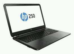 Hp 250 Intel celeron laptop.