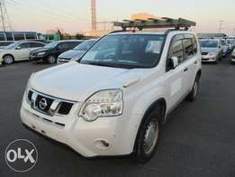 NISSAN / X-TRAIL CHASSIS # NT31-208 year 2010