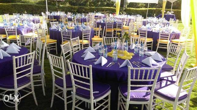 Events decoration and Hiring Solutions Nairobi CBD - image 5