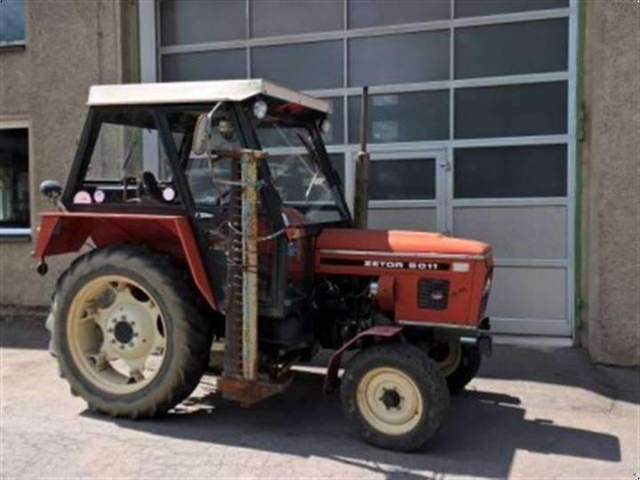 Zetor 5011 - 1983
