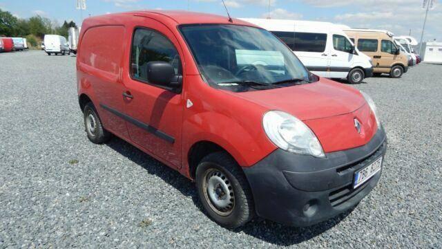 Renault KANGOO 1,5DCI/50KW - 2011