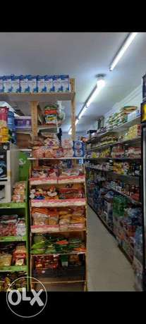 Well condition shop for sale