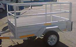 Multipurpose trailers. Best prices