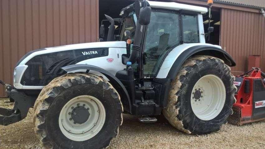 Valtra T203 Direct - 2013