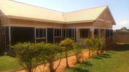 Two bungalows in bweyogerere