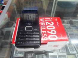 Itel it2090,brand new arrival and boxed in a shop
