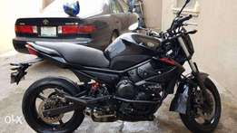 2012 Yamaha XJ6 for sale