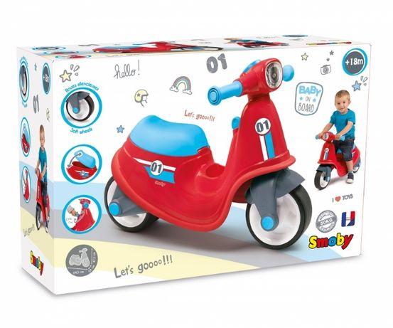 Детский беговел скутер каталка Smoby 721002 721003 721001 Франция Киев - изображение 5
