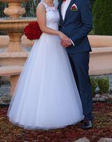 Suknia ślubna Delfina Oborniki Olxpl