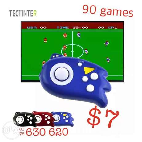 90 games $7 - Delivery Available
