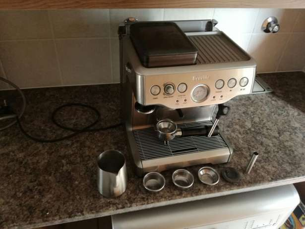 Breville Barista Coffee Machine Potchefstroom - image 3