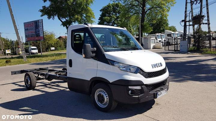 Iveco daily 35s13 - 2015