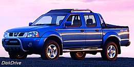 Nissan double cab wanted
