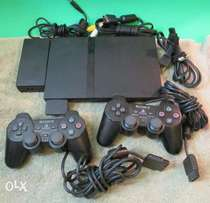 Play Station 2 charcoal Black PS2