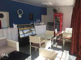 Nyali ready cafe /Saloon /shop tolet along links Road