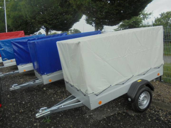 Böckmann TPV 750 kg NEU eingetroffen