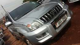 Toyota Land cruiser Tx 2003 model in a perfect condition for sale