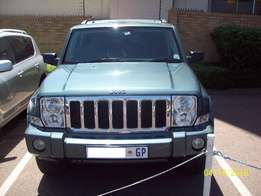 2009 Jeep Commander 3.0 CRD Automatic