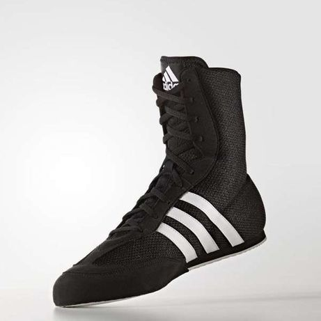 803a7256983dd Buty bokserskie do boksu Adidas Box Hog 2 - czarne - NOWE - wszyst roz  Piekary