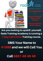 Call Centre Training course - Starting 29 May 2017 Book Now - Call 0