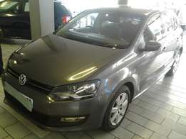 2010 Polo 6 1.6 for sale R110 000