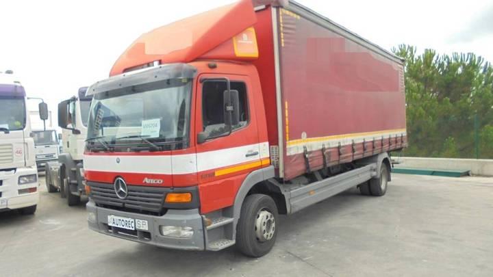 Mercedes-Benz Atego 1318 - 2001