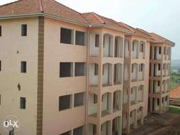 A block of 12 apartments for sale at Lubowa