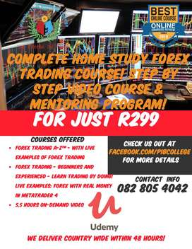 Accredited forex trading course