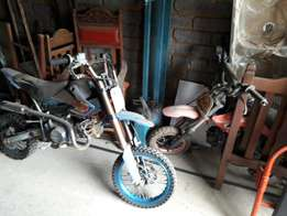 2 x Pitbikes for sale