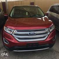 Ford Edge 2015 model for grabs