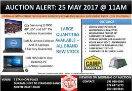 XState Auctioneers- Electronics & Outdoor Products
