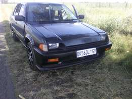 Honda Ballad for sale or Swop with other car but not scrap car