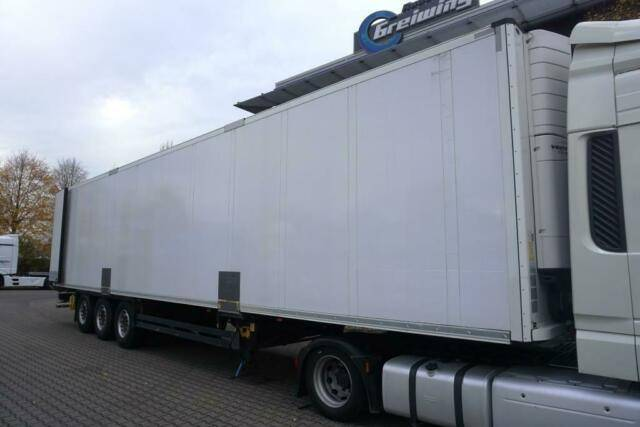 Schmitz Cargobull SKO 24/L 13.4 FP 45 COOL, Blumenbreite - 2013