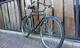 Humber antique bicycle