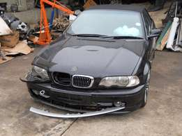 BMW 330ci 2002 model manual for spares