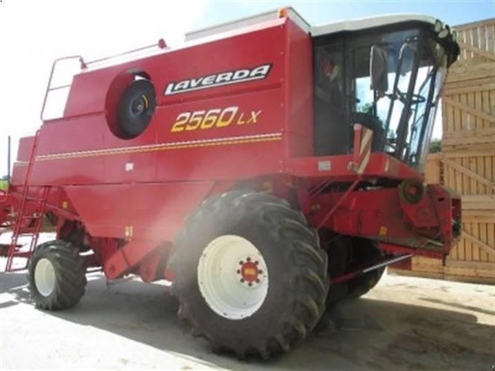 Laverda 2560 - 2002