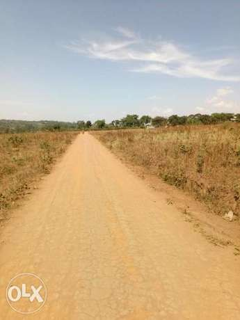 50x100ft plot of Land for sale in gayaza at 12m Kampala - image 1