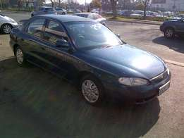 Hyundai elentra 1996 for only R20 000! Bargain! Not negotiable.