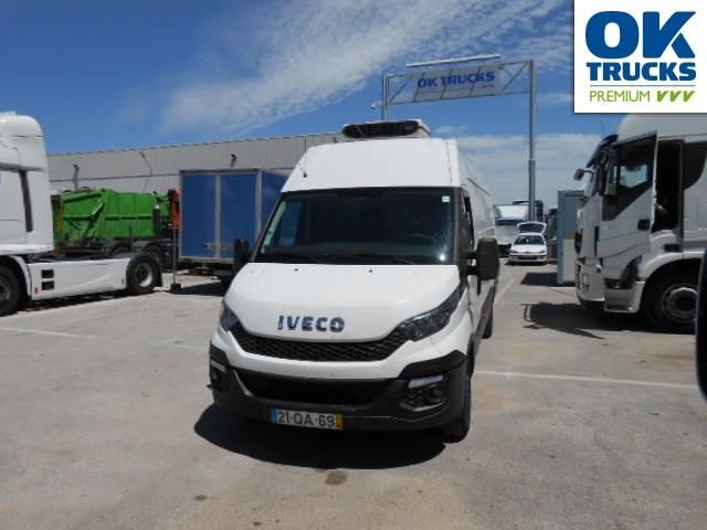 Iveco Daily 35S13V Euro5 ZV - 2015