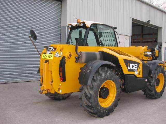 JCB 531-70 - 2014 - image 2
