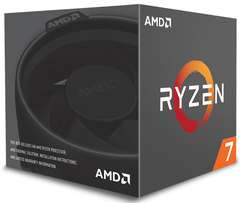 AMD Ryzen 7 1700 - 3.0GHz/3.7GHz with Wraith Spire Cooler