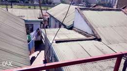 Commercial plot for sale in Ngara area.