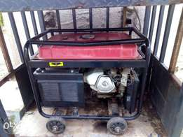 Fireman 5.5 KVA Generator for Sale with the house