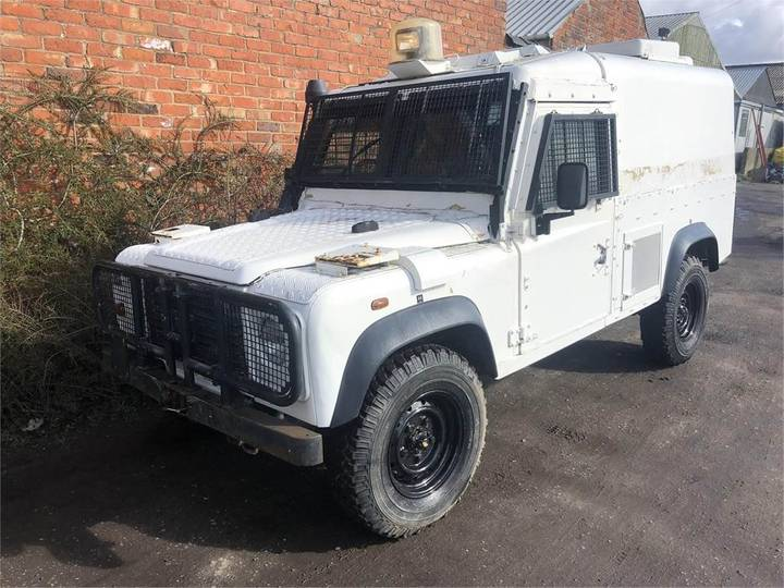 Land Rover Defender - 1993